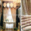 Wholesale chenile jacquard curtain fabrics for villa window