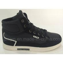 Мода высокой верхней улице повседневная обувь Sneaker