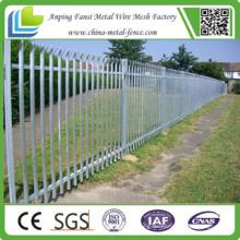 China Lieferant 2.75m Machine Palisade Fencing für Großbritannien