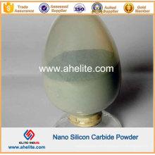Polvo de carburo de silicio Nano Sic