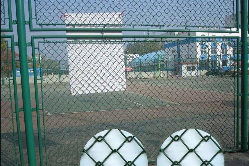 Chain link Fence for Constructions