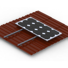 Solar Roof Hook Using On Rooftop Solar Roof Mounting
