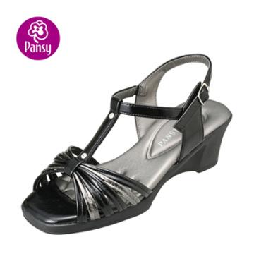 Pansy confort chaussures sandales d'été Super léger dos-ceinture pour dames