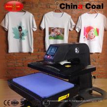 T-Shirt Fonction Transfert de presse à chaud 40X60