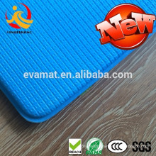 PVC colorful high quality best price non-toxic baby folding crawl kids plastic play mat, kids play mat