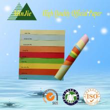 Цветная двусторонняя офсетная бумага для тиснения и каталога