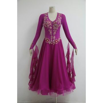 Rose Pink Ballroom vestidos on-line