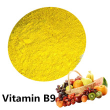 Suplemento alimenticio Ácido fólico Vitamina B9 Polvo embarazo