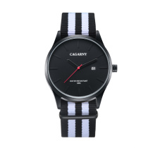 Reloj de pulsera de moda Nano Fabric Band