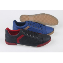 Men Shoes Leisure Comfort Men Canvas Shoes Snc-0215081