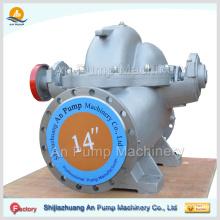 Large volume split casing cooling tower circulation pump