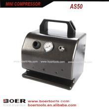 1/8hp мини воздушный компрессор поршневой мини компрессор