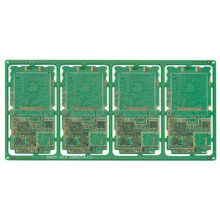 Electronic Immersion Gold Polyester ( Pet) Single Sided 8 Layer Pcb Printed Circuit Board