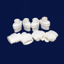 High Polished White Zirconia Zro2 Ceramic E-cigarette Parts