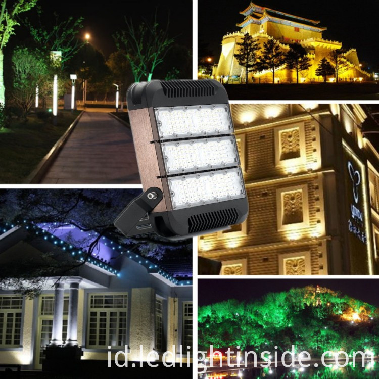 LED Flood Light Application