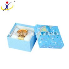 Boîtes à bijoux en gros et boîtes de montres en papier Boîte d'emballage