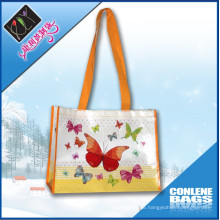 PP Woven Butterfly Bag (KLY-PP-0228)