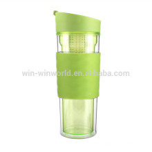 New Arrivals Double Wall Plastic Drinking Cups
