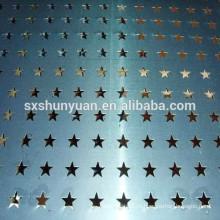 Прочная перфорированная металлическая сетка Shunyuan