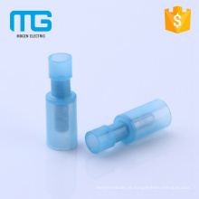 Hot selling nylon solid safety Fully insulated bullet male and female disconnects
