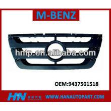 Parrilla de calidad superior para mercedes benz parte carrocería partes MERCEDES BENZ parrilla 9437501518