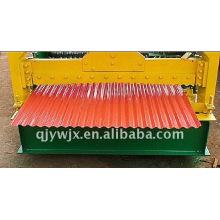 850 Corrugated metal roofing sheet making machine