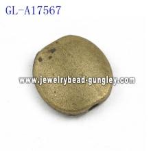 Contas de metal grânulos da liga do zinco