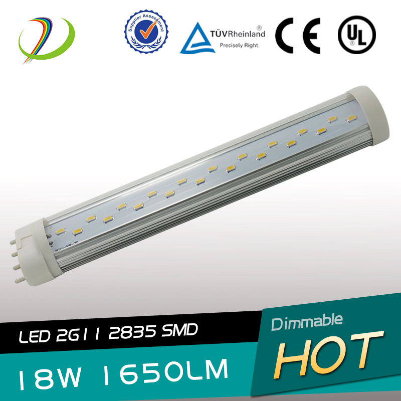 18W 2G11 Led Tube 4PIN