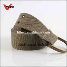 custom woven belts for man