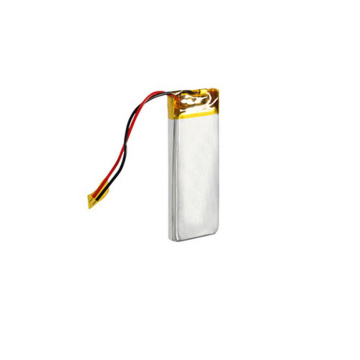 Polímero recarregável 682052 do lítio da bateria do lipo de 3.7v 640mAh