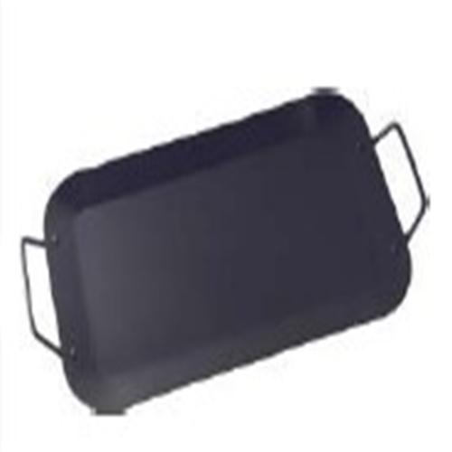 Rectangle roast pan with 2 handles