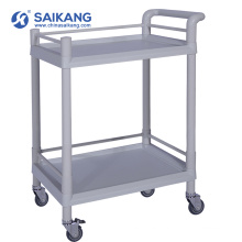 SKR001 Hospital ABS Clinical Treatment Trolley Supplier