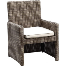 Rattan Garten Gartenmöbel Patio Wicker Dining Chair