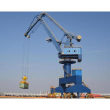 Single Jib Portal Crane With Hook\Grab
