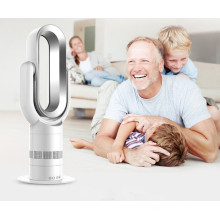 Heat and cool Tower Fan 8A without blades Intelligent ABS bladeless 2 In 1 Function Hot &Cool fan 1800W