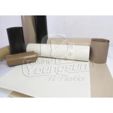 Customized for Industrial PTFE Fabric High Temperature Resisit PTFE Coating Fabrics export to Egypt Manufacturer