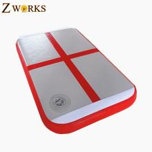Оптовая надувные гимнастики коробка воздухе фитнес оборудование