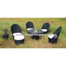 Outdoor Wicker Rattan Sofa Garden Furniture Bm-5105