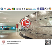 Globond Stainless Steel Wall Panel 015
