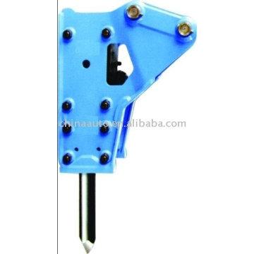 hydraulic hammer 140