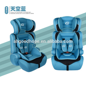 HD model child car seat for 9months-12 years old