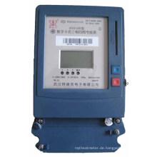 ABS-Deckung Drei-Phasen-IC-Karte Vorauszahlung Kwh Meter / Energiezähler
