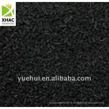 0.9 мм активированный уголь для несущей катализатора