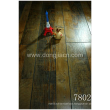 Exotic Synchronized Walnut Laminate Flooring 7802