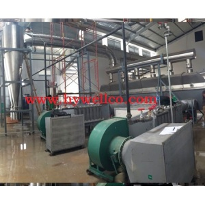 Meat Powder Vibrating Fluid Bed Dryer