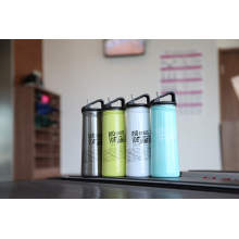 Stainless Steel Single Wall Outdoor Sports Water Bottle