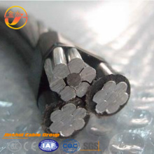 XLPE Insulated Overhead Cable Aluminium Core Conductor Overhead Insulated Cable 0.6/1kv