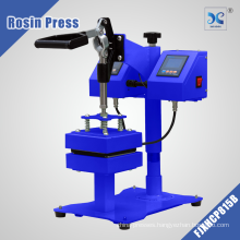 Rosin Press Table Top Lab Press Dual Heating Platens Sublimation