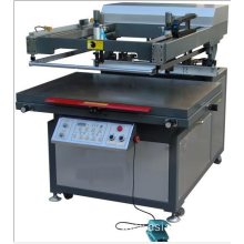 large size PVC cards silk screen pinting machine