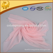 ODM Custom Real Material Lady Fashion Wool Scarf